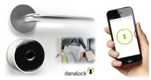 Danalock v2 Smart Lock Lås