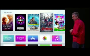 Apple TV OS 9.1